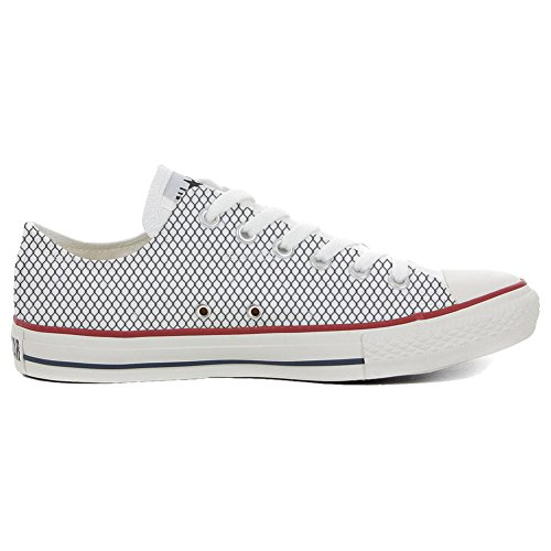 Customized All Star producto Artesano Converse Network Personalizados Zapatos R4zyZq