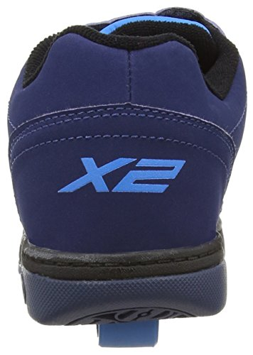 Heelys Dual Up - Zapatillas para niños Azul (Navy /     New Blue)