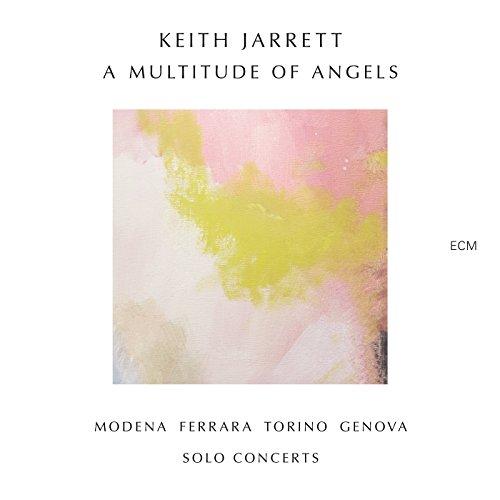 CD : Keith Jarrett - A Multitude Of Angels (4 Disc)