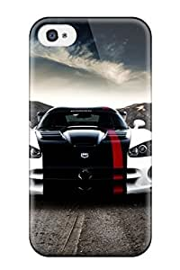 New Shockproof Protection Case Cover For Iphone 4/4s/ Dodge Viper Desktop Case Cover