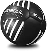 Sanabul Lab Series Exercise and Fitness Medicine Balls 14 inch Diameter