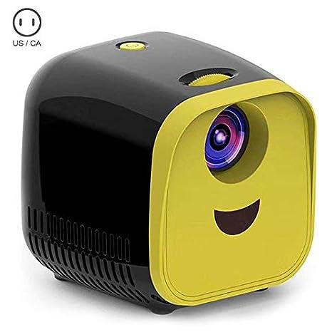 Cutogain Mini proyector Smart Portable WiFi 1080P Full HD LED ...