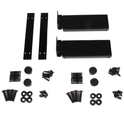 - Shure UA507 | Rack Mount Kit ULX Series P2T P4T DFR11EQ5 DP11EQ SCM262 SCM268