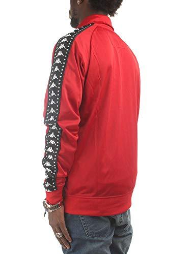 Kappa Kappa Vestes Homme 3030CK0 Vestes 3030CK0 Rouge Rouge Homme Homme Vestes Kappa 3030CK0 Kappa Rouge rqSfr