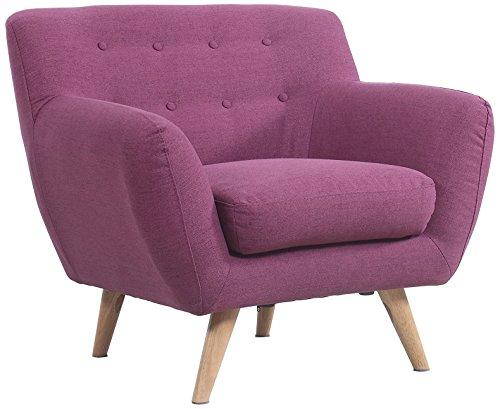 Century Modern Living Accent Armchair