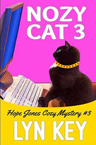 Nozy Cat 3 (Hope Jones Cozy -