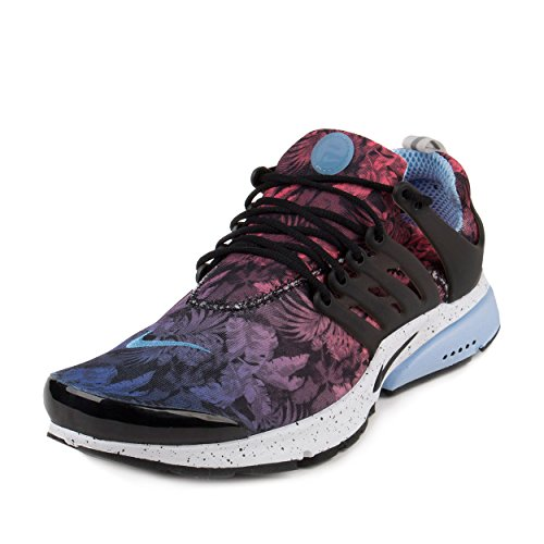 0171e0e06953 Nike Mens Air Presto GPX Aluminum Black White-Dusty Grey Fabric Size XS -  Buy Online in Oman.