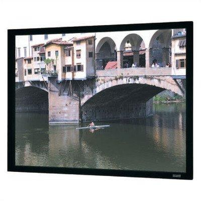 - High Contrast Da-Mat Imager Fixed Frame Screen - 40 1/2