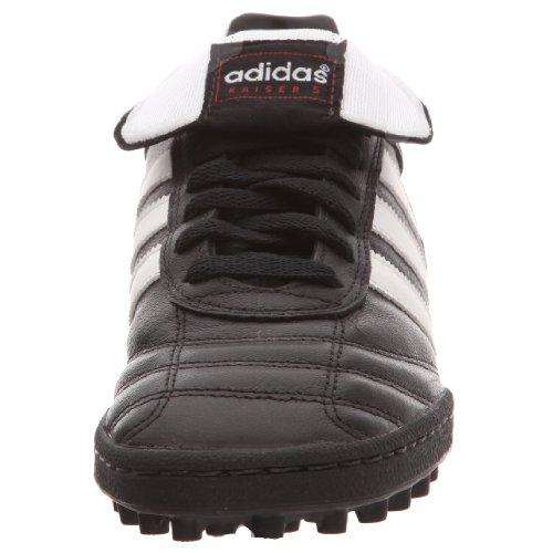 adidas Kaiser 5 Team, Unisex-Adult Football Boots Black (Black/Running White)