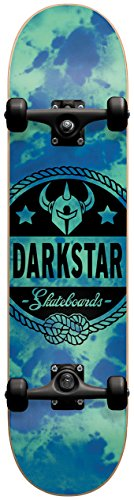 DARKSTAR 7.875 GENERAL TIE DYE BLUE KOMPLETT