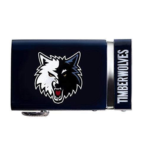 Mission Belt Minnesota Timberwolves 40mm Buckle