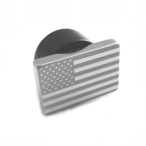 Clips And Mags - Tie Mags The American Flag, Magnetic Tie Clip, Lapel Pin, Made In The USA