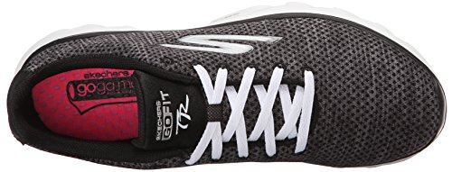 TR Shoe Gray Go Fit Performance Black Trainer Walking Womens Skechers nxaqPOp7I