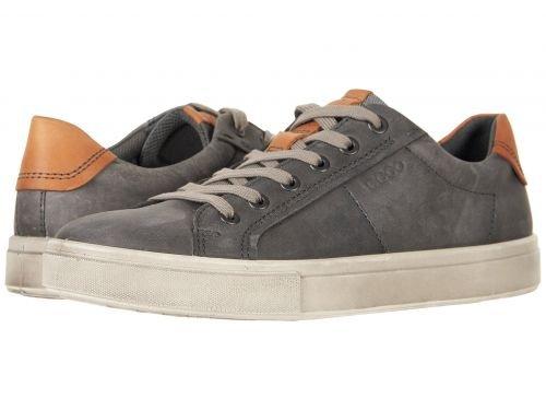 ECCO(エコー) メンズ 男性用 シューズ 靴 スニーカー 運動靴 Kyle Street Tie - Navajo Brown [並行輸入品] B07C8GTXT5
