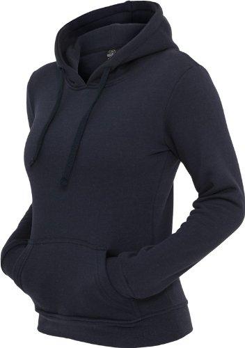 Urban classics pull à capuche pour femme coupe regular fit tB222 -  Bleu - X-Large