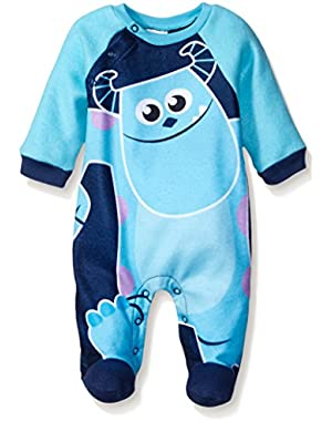 Disney Baby Baby Boys' Monsters Inc. Sully Coverall