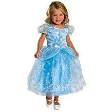 Rubies Cinderella Crystal Princess Toddler/Child Costume Small