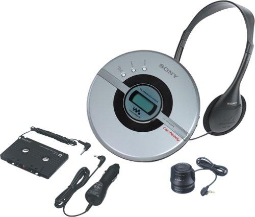 Car Portable Cd Player