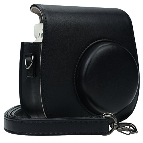 Blummy PU Leather Instax Mini 8 Camera Case for Fujifilm Ins