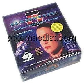 Babylon 5 Collectible Card Game Deluxe Edition by Precedence Entertainment