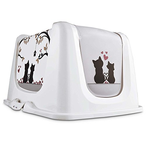 So Phresh Cat Love Litter Box Privacy Hood, X-Large ()
