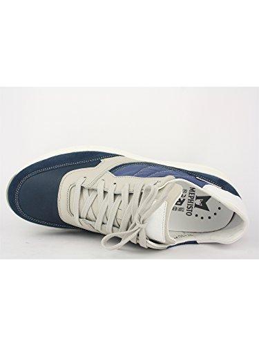 pour Mephisto Baskets pour Bleu Homme Homme Mephisto Mephisto Baskets Bleu q5BnxUdqC