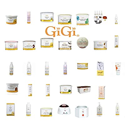 GiGi Hair Removal Wax Can Lotion Appplications MuslinChoose Any One