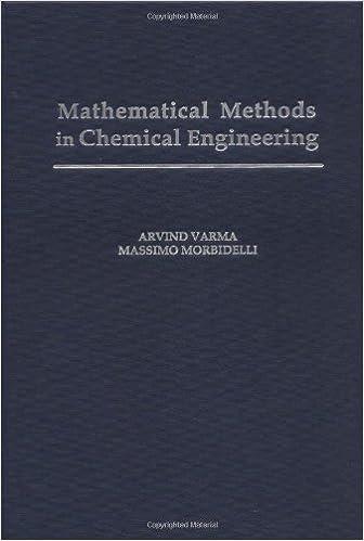 Mathematical methods in chemical engineering topics in chemical mathematical methods in chemical engineering topics in chemical engineering arvind varma massimo morbidelli 9780195098211 amazon books fandeluxe Images