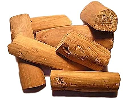 Sandal Wood Original Sandalwood Stick,1 Piece 40-45 Gram Puja Articles at amazon