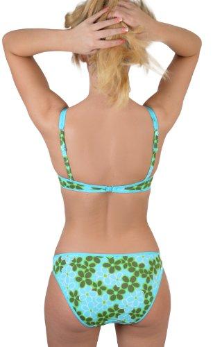 Change LingerieDamen Bikinihose Blau Turquoise
