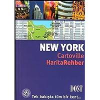 NEW YORK HARİTA REHBER