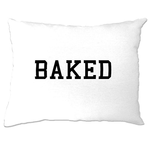 BAKED T-Shirt Hipster Fashion Tumblr Swag Pillow Case