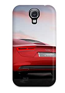 High Impact Dirt/shock Proof Case Cover For Galaxy S4 (audi E Tron 8)