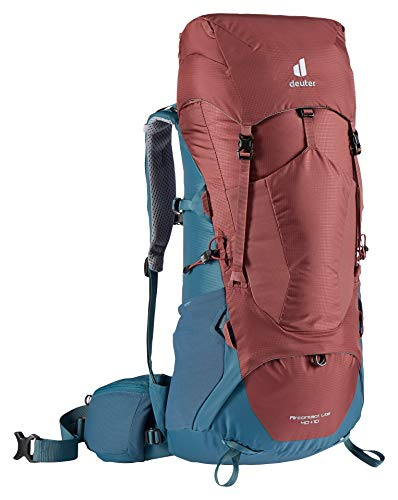 Deuter Aircontact Lite 40+10 Backpack for Hiking and Mountaineering