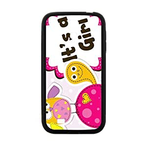 Lovely worm Cell Phone Case for Samsung Galaxy S4