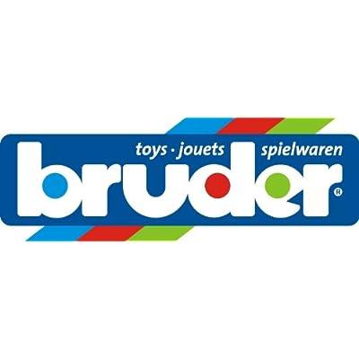 Bruder Rear Hydraulic Arm with Grab: Toys & Games