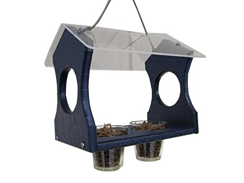 - JCs Wildlife Bluebird Mealworm Feeder (Hanging Bluebird Mealworm Feeder)