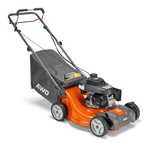Husqvarna 961480063 LC221A Gas Lawn Mower Review