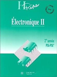 """Afficher """"Électronique. n° 2 Électronique"""""""
