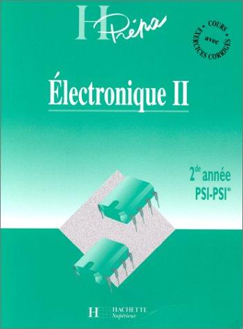 Électronique. n° 2 Électronique