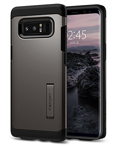 Spigen Tough Armor Galaxy Note 8 Case with Kickstand and Extreme Heavy Duty Protection and Air Cushion Technology for Galaxy Note 8 (2017)