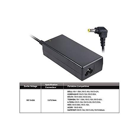 Advance CHG-080S - Cargador Universal para Ordenador ...