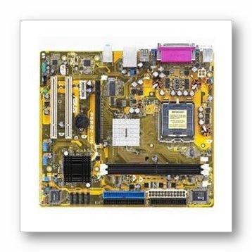 Asus P5RD2-VM MicroATX Motherboard with ATI Radeon Xpress 200 (LGA775)