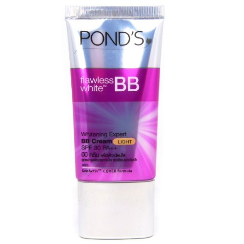 Pond 39 s flawless white bb cream spf 30 pa 25g buy for Ponds products