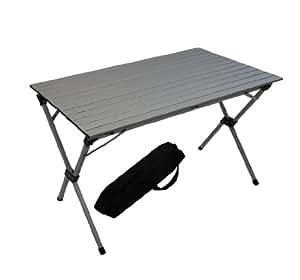 Amazon Com Table In A Bag Lt4327ga Large Tall Aluminum