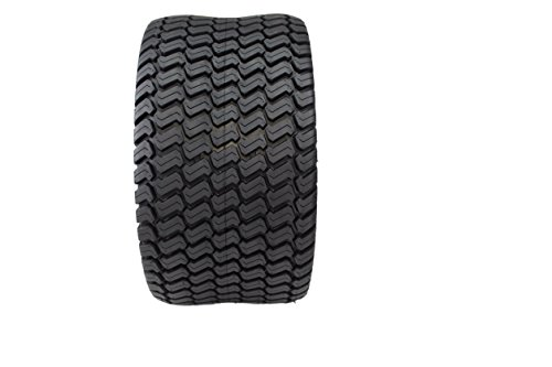 Antego Set of Two New 24x12.00-12 4 Ply Turf Tires for Lawn & Garden Mower (2) 24x12-12