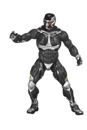 "NECA Crysis 2 "" Nanosuit"" 7"" Action Figure 1"