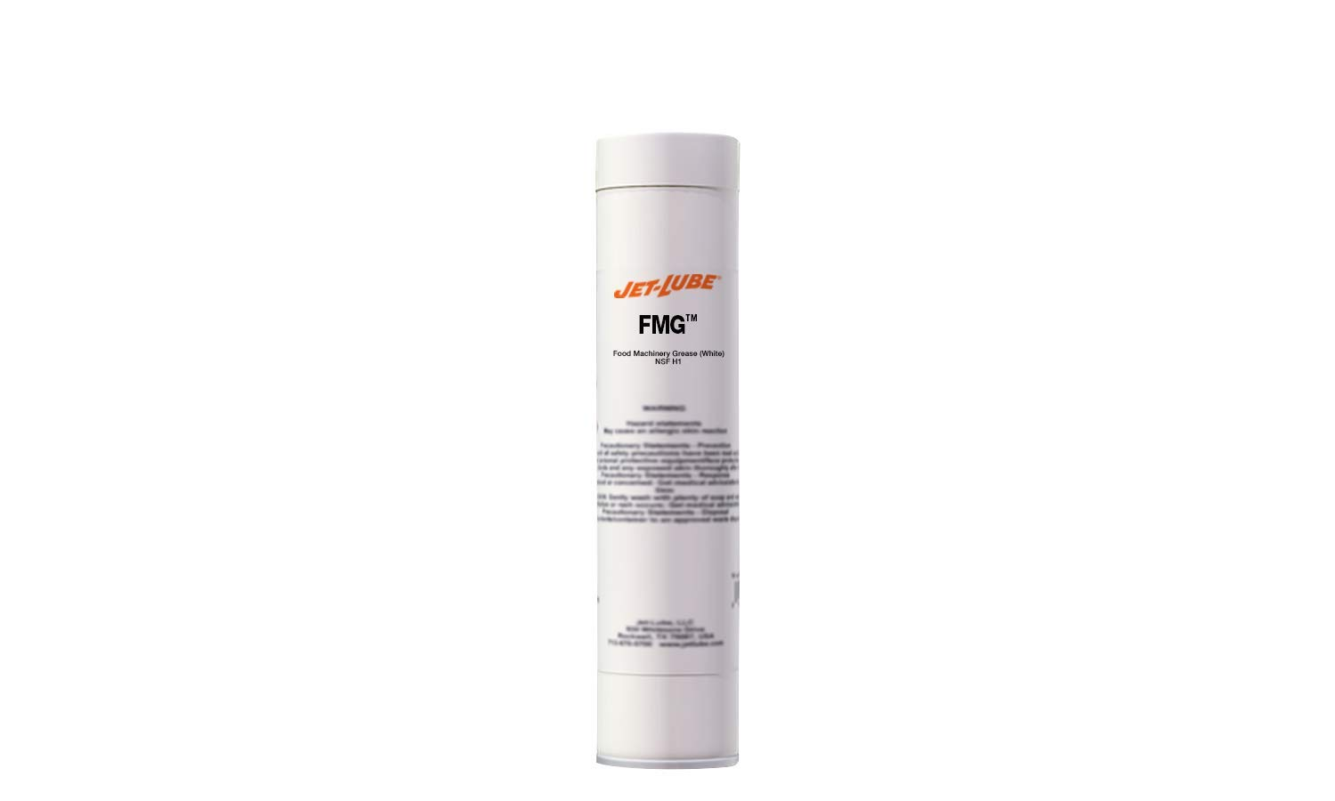Jet-Lube FMG - Food Grade Lubricant | USDA Authorized | Water-Resistant | Anti-wear