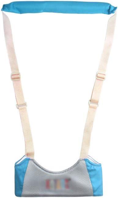 Arnes Bebe Para Caminar Asistente Chaleco Anti CaÍDa AlgodÓN Malla Transpirable Cuatro Estaciones Universales VentilaciÓN De Verano 6-24 Meses Tirantes Azul Verde Rojo: Amazon.es: Bebé