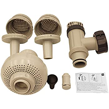 Amazon Com Swimming Pool Abs Return Jet Fitting Assembly